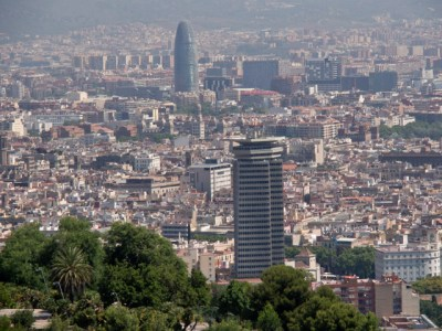 Barcelona Mayoress imposes first fines on banks owning empty properties