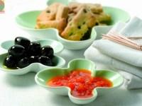 Крекер с оливками