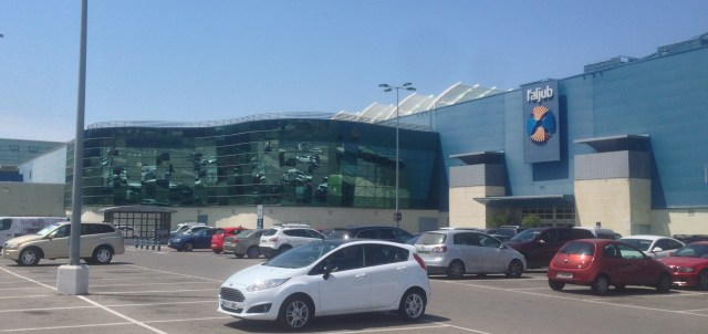 TPG Capital & Partners Group sell L'Aljub shopping centre to DWS Group