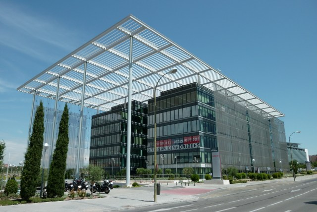 Amundi completes first office acquisition in Spain.