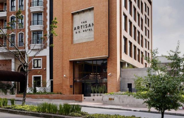 Going to Bogotá? Stay at Marriott's Artisan D.C.