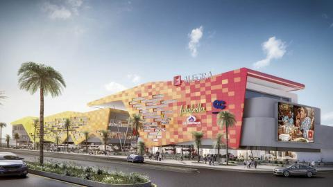 Parque Arauco buys Shopping Center Project in Barranquilla