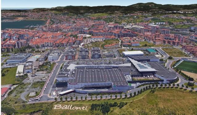 Deka sells Ballonti Shopping Centre in Bilbao