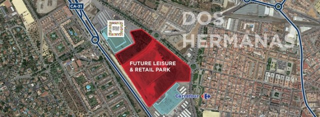 Barings provides €40M loan to Kronos for Seville Retail Project