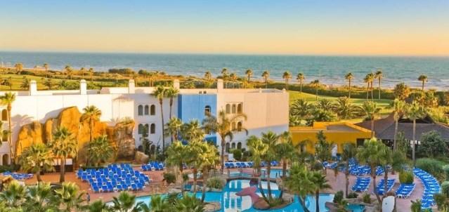 Pontegadea pays €25M for Cadiz's Playaballena Aquapark & Spa Hotel.