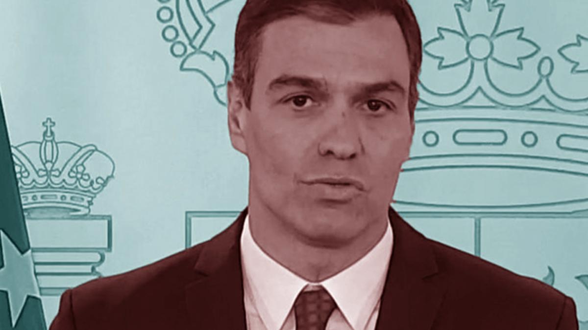 Sánchez se enteró solo unos minutos antes del anuncio de Iglesias de abandonar la vicepresidencia
