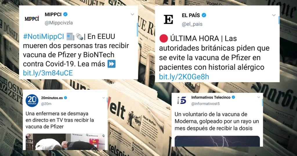 Prensa y medios