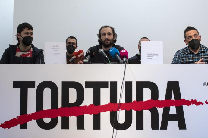 Íñigo González Torturas
