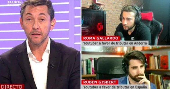 Roma Gallardo Javier Ruiz