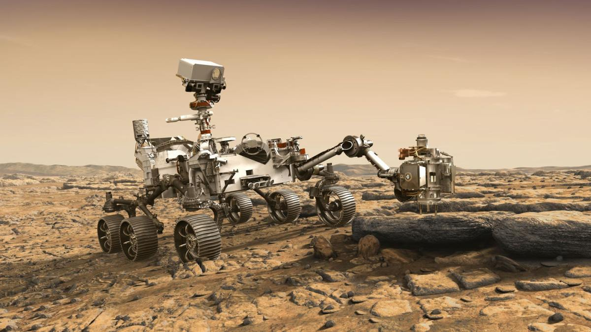 La improbable vida marciana