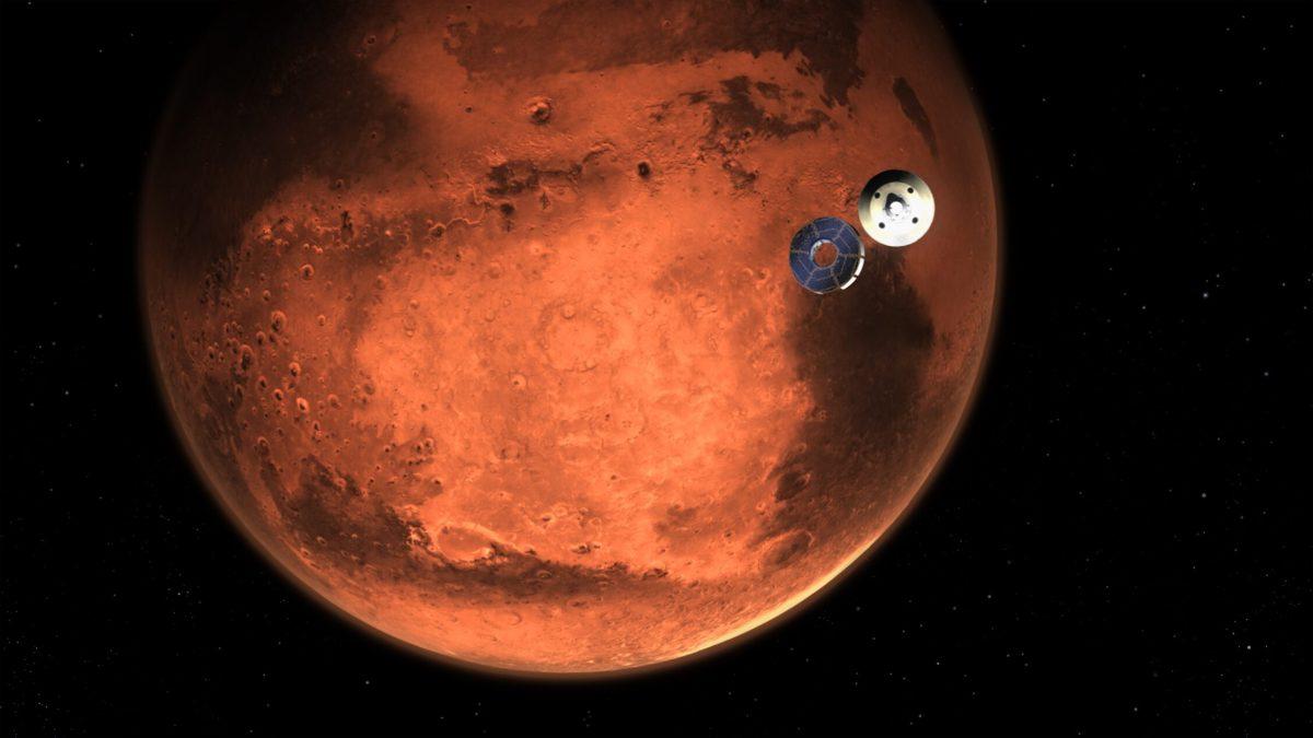 'Perseverance': los primeros pasos en la búsqueda de vida en Marte