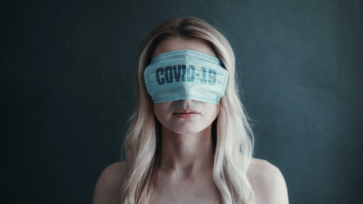 ¿Podemos contraer covid-19 a través de los ojos?