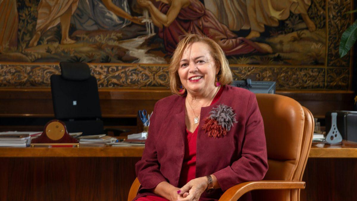 Rosa Menéndez, presidenta del CSIC: 'Habrá una vacuna española contra la covid-19'