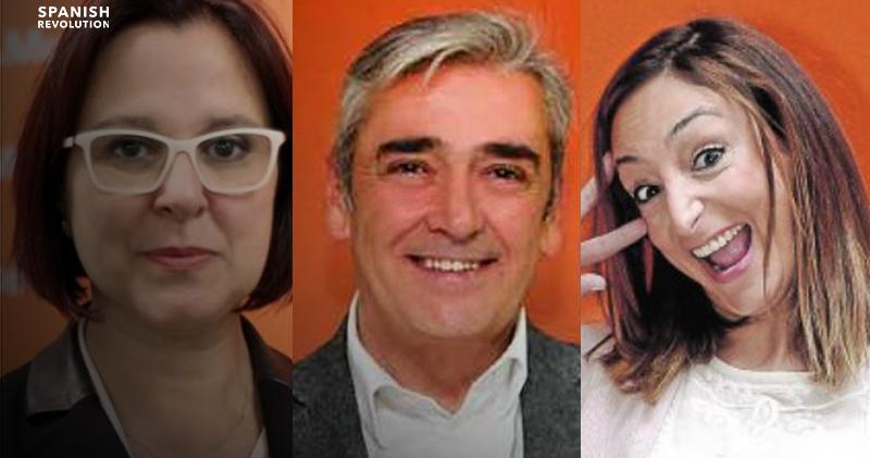 ¿Quiénes son los tres tránsfugas de Ciudadanos en Murcia?