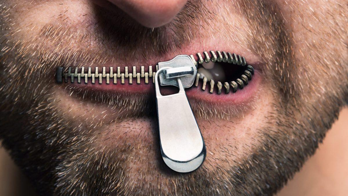 Libertad para decir falsedades, necesidad de decir la verdad