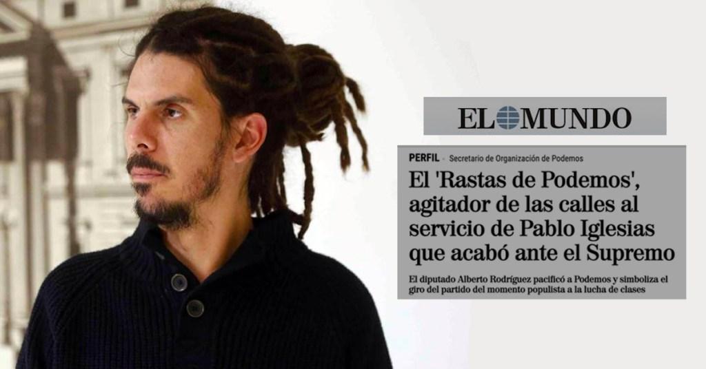 Alberto Rodríguez Contrainformación