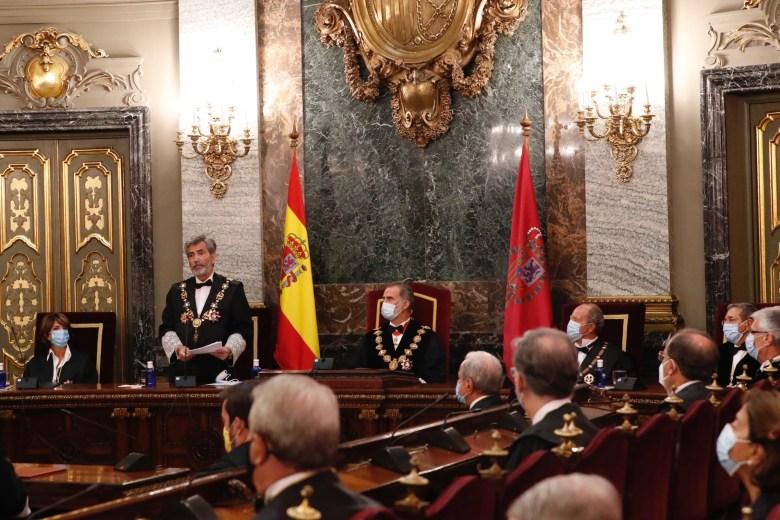 ¿Está en peligro la independencia judicial en España?