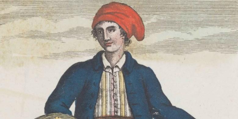 Jeanne Baret: la primera mujer en dar la vuelta al mundo lo hizo disfrazada de hombre