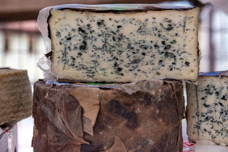Le dilemme des aliments moisis: peut-il être dangereux de consommer des fromages «bleus»?