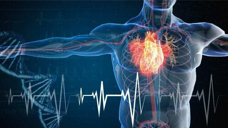 Nanomedicina contra el infarto agudo de miocardio