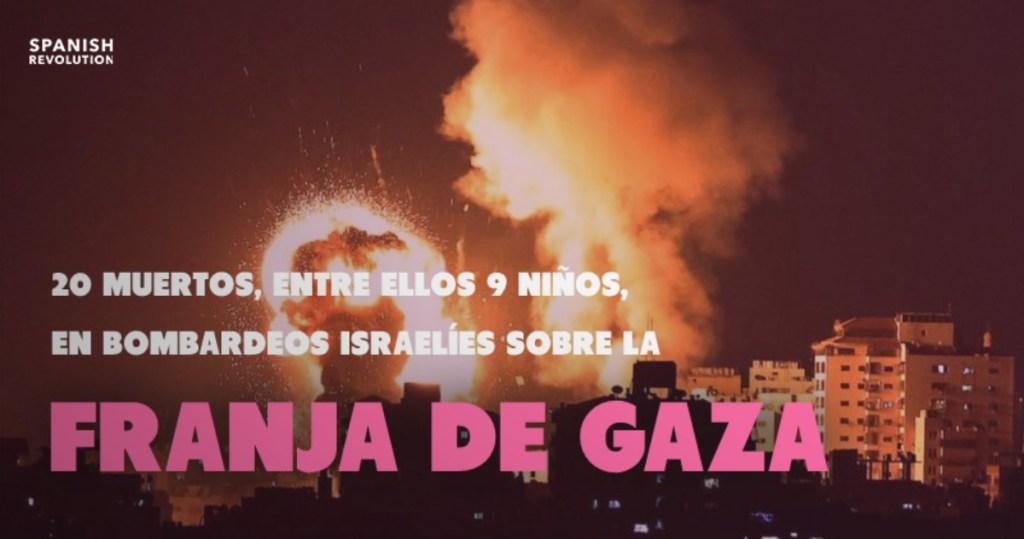 FANJA DE GAZA