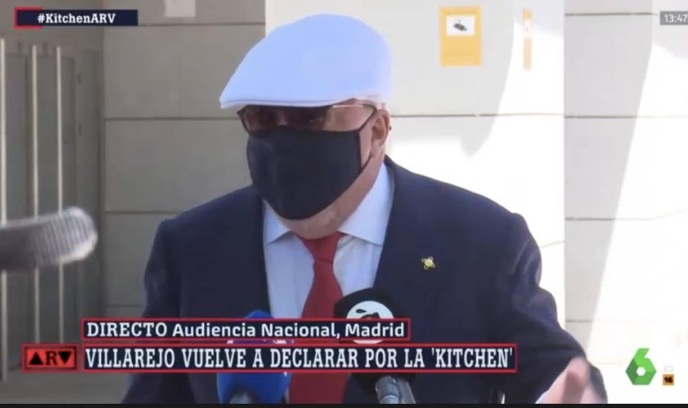 A Ferreras le estalla una bomba: Villarejo le recuerda en directo en Al Rojo Vivo que le «debe una comida»