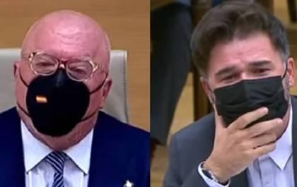 Rufián y Villarejo