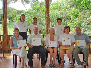 Nicoya Spanish School Teachers