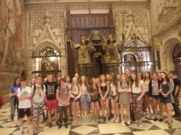 City trip to Sevilla