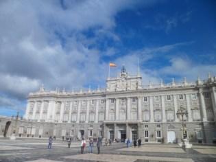 City trip Madrid