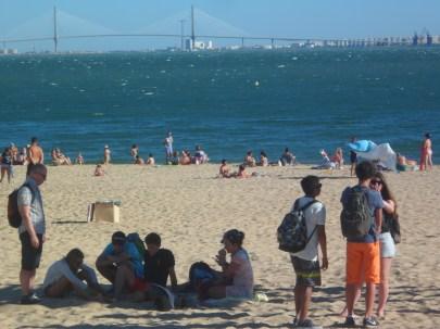 La Playa de la Puntilla