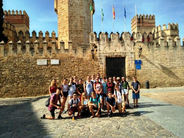 Bassingbourn Spanish School Trip