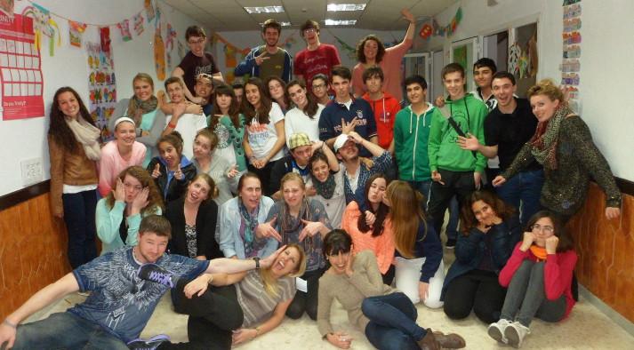 Clear Lake - School Trip to Spain
