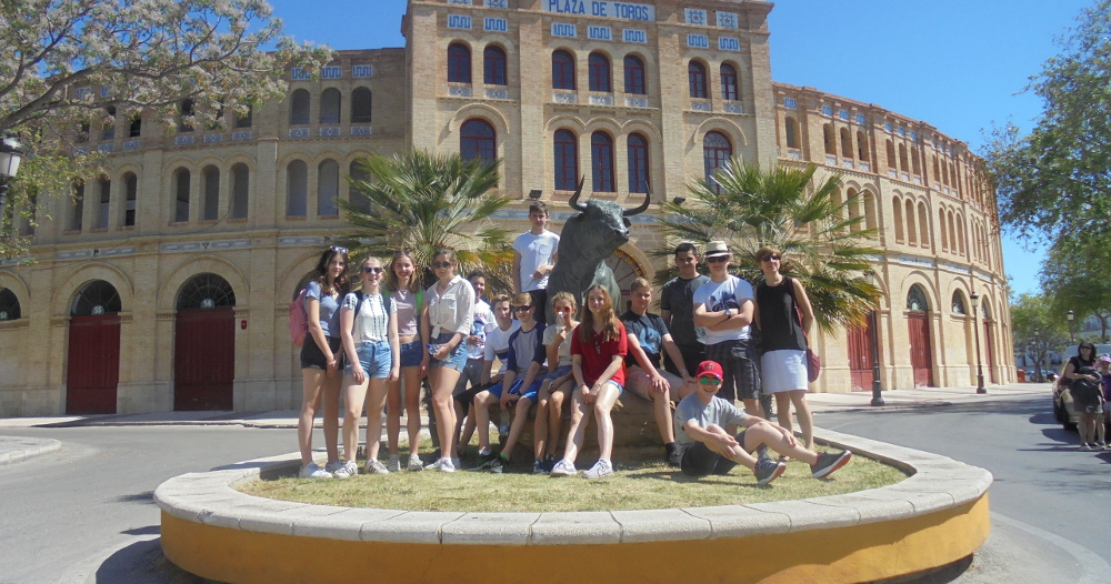 Emanuel School Trip to Spain 2017