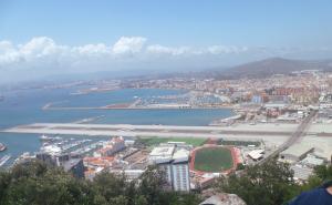 Gibraltar view
