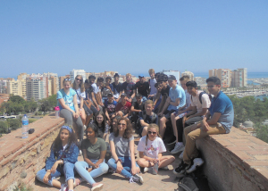Malaga castle.JPG