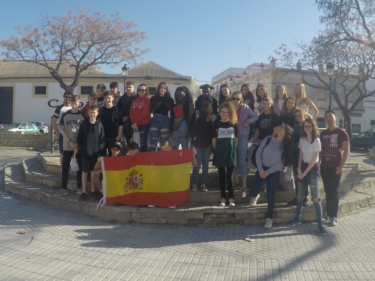 Wheatley Park School trip to Spain-2019