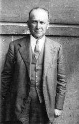 Francisco Largo Caballero, Premierminister der Republik Spanien während des Spanischen Bürgerkriegs