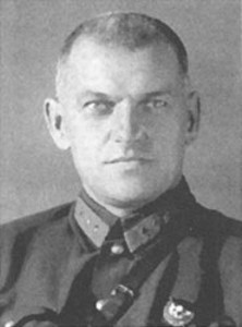 Yan Karlovich Berzin, Soviet communist military official and politician and main military advisor to the Spanish Republic