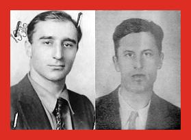 Louis Joseph Bianca og Harry Hynes