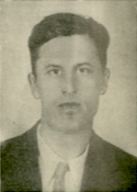 Harry Hynes, one of the first American seamen to die in the Spanish Civil War