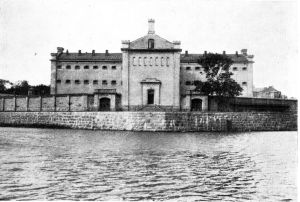 Kalmar Prison in the 1930s