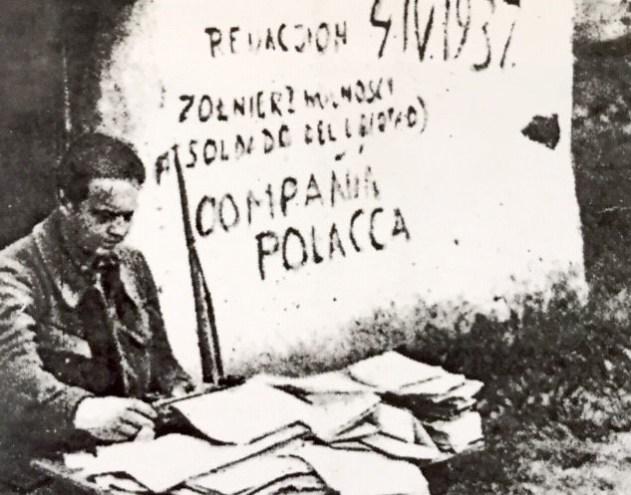 De Internationale Brigader: Det polske kompagni