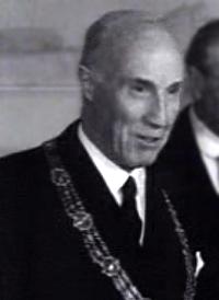 The Fight Against Communism: Salomon Jean René de Monchy, burgomaster of The Hague, December 1943