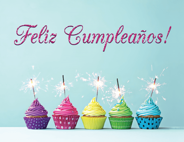 Happy Birthday Wishes And Quotes In Spanish And English Spanish To English Translation