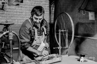 reparador bicis