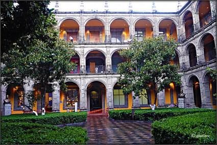 Colegio-de-San-Ildefonso-en-México