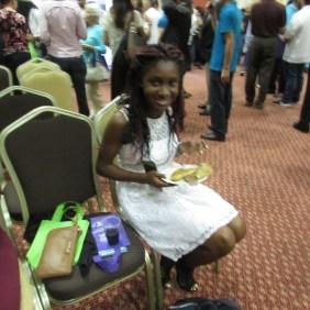 Estudiante de Las Bahamas