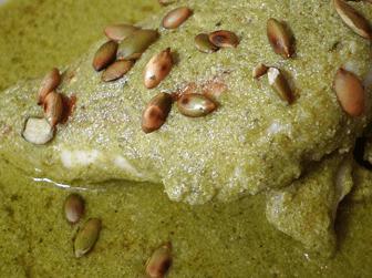 Mole Verde de Pepita