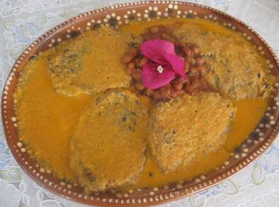 Tortitas de Flor de Colorín